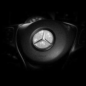 Steering Wheel Decorative Stickers Mercedes-Benz